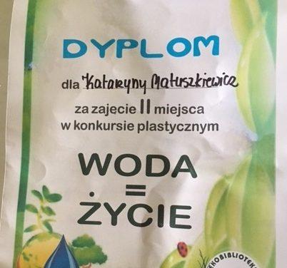 """""""WODA=ŻYCIE""""."""