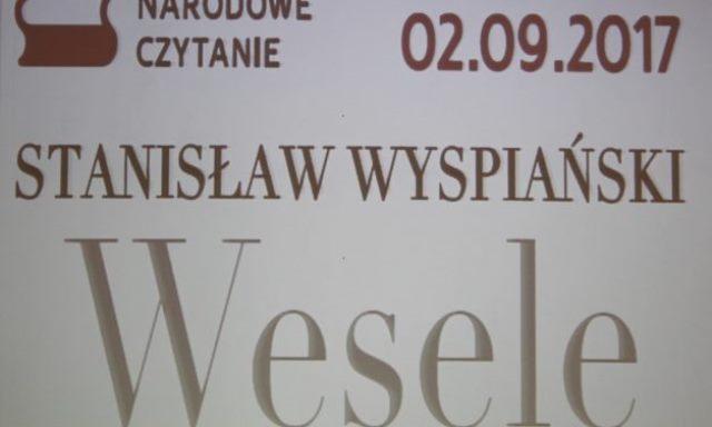 W bronowickim dworku – Narodowe czytanie w Henrykówce